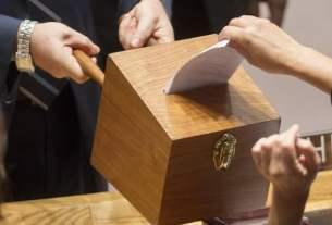Photo Election juge de la Cour internationale de Justice (CIJ)
