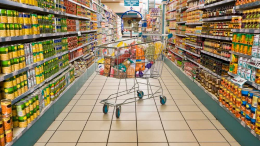 supermarché image d'illustration