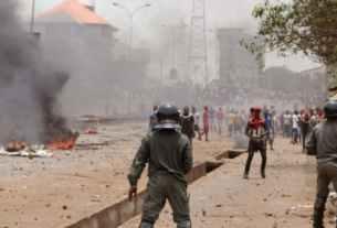 Guinée au moins 6 morts enregistrés après de violents affrontements