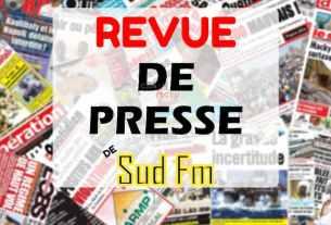 Revue de Presse (Wolof) Sud fm du Jeudi 17 Décembre 2020 Par Habsa Elimane Wane.