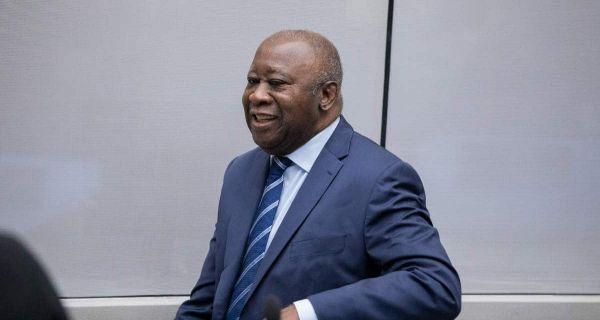 Photo de Laurent Gbagbo.