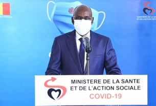 Le point sur la situation journalière de l'évolution de la Covid-19 au Sénégal.