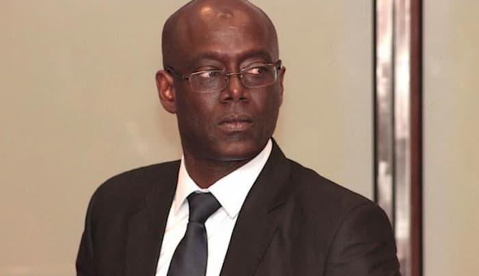 Thierno Alassane Sall.