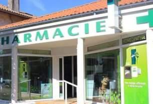 Image d'une pharmacie