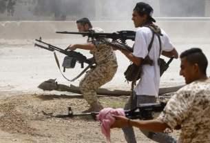 Libye, attaque du QG du conseil présidentiel.