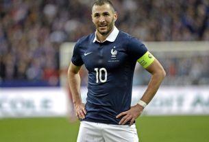 Le retour de Karim Benzema en équipe de France