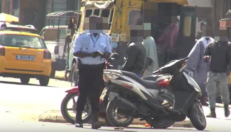 policier anonyme
