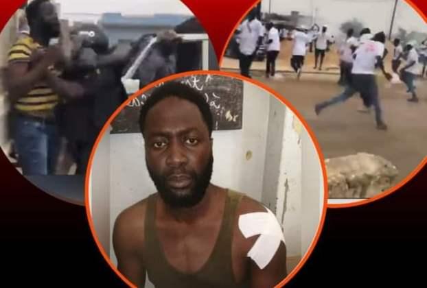 Kilifeu arrestation à Kaolack