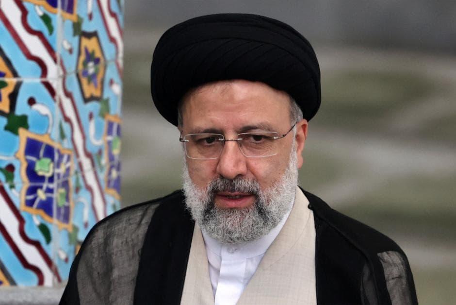 Ebrahim Raïssi élu président de l'Iran.