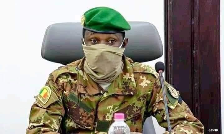 Mali, Le colonel Assimi Goïta