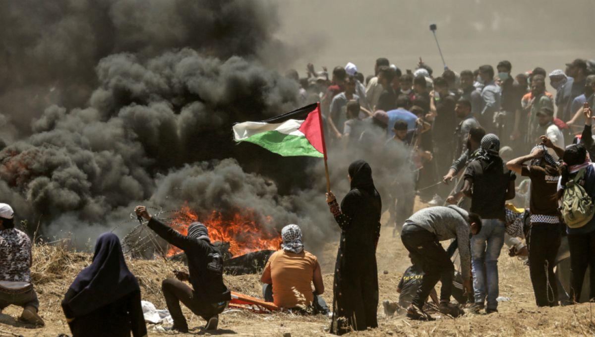 palestine people