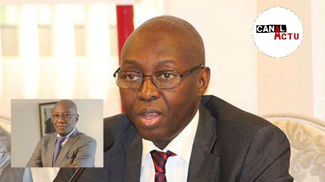 Homosexualité dans le code de la presse : Mamadou Lamine Diallo