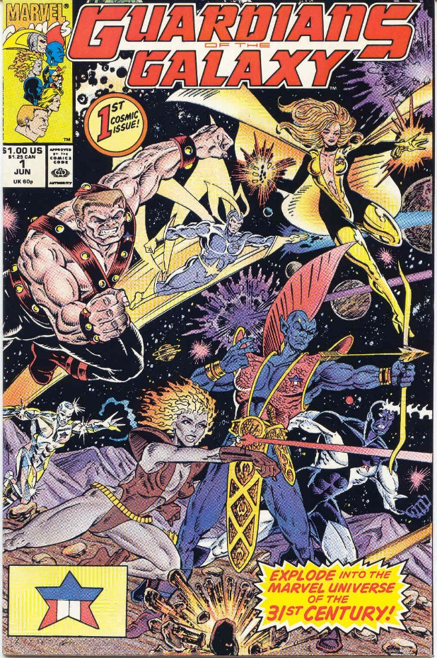 Guardians-of-the-Galaxy-1990-comic