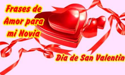 Frases de Amor y Amistad – Feliz Dia de San Valentin