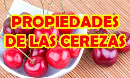 Propiedades de las Cerezas, Alimentos Antioxidantes, Alimentos con Vitamina A