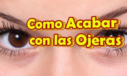 Como Eliminar las Ojeras y Bolsas de los Ojos, Remedios Caseros para las Ojeras
