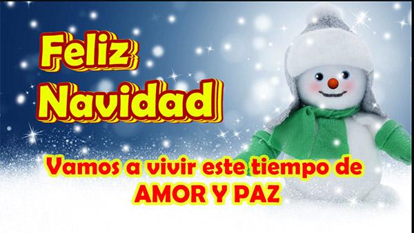FELIZ NAVIDAD para todos 2016 con Mensajes de Navidad