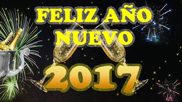 Mensajes de Año Nuevo con Frases de Feliz Año Nuevo 2017