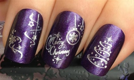 Uñas Decoradas de Navidad 2