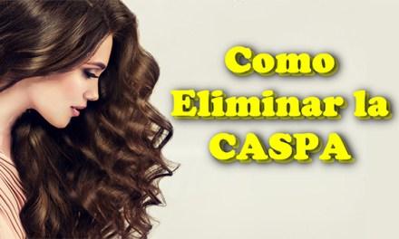 Como Eliminar la CASPA del Cabello Naturalmente con Remedios Caseros