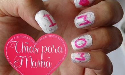 Diseño de Uñas para el Dia de la Madre 5