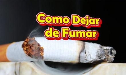 Como Dejar de Fumar Cigarrillo Para Siempre, Naturalmente y Definitivamente