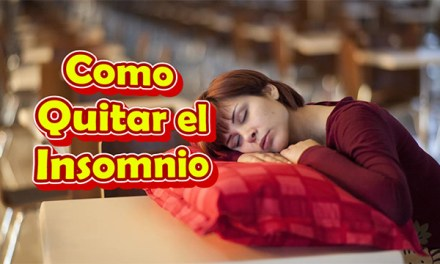 Como Quitar el Insomnio y Dormir Bien Naturalmente o Como Curar el Insomnio