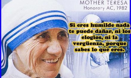 Frases Celebres de Maria Teresa de Calcuta 4