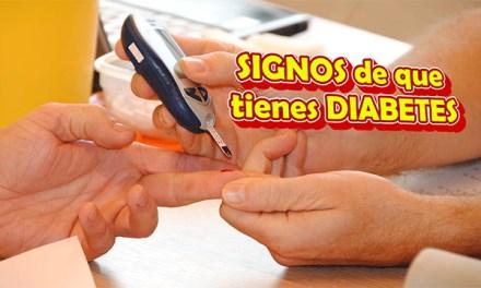 Signos de que tienes Diabetes que no debes ignorar, señales de Azucar Alta en la Sangre