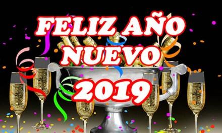 Frases de Año Nuevo 2019 – Felicitaciones de Año Nuevo 2019, Bonitos Mensajes