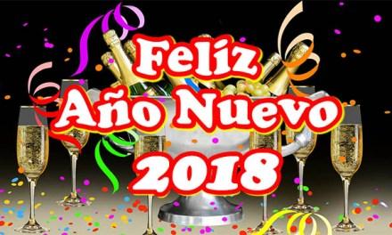 Frases de Año Nuevo 2018 – Felicitaciones de Año Nuevo 2018, Bonitos Mensajes
