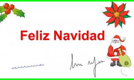 Merry Christmas in Mexican Spanish, Have a Merry Christmas in Spanish