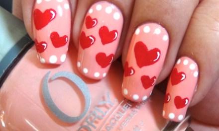Diseño de Uñas para San Valentin 9