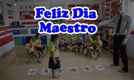 Feliz Dia del Maestro 2018 con Frases Bonitas para dedicar a los Maestros