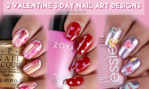 Diseño de Uñas para San Valentin 19