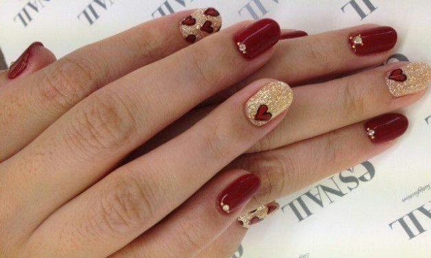 Diseño de Uñas para San Valentin 29