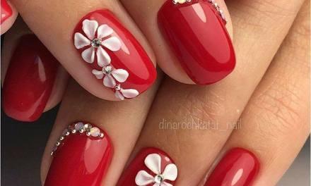 Diseño de Uñas para San Valentin 33