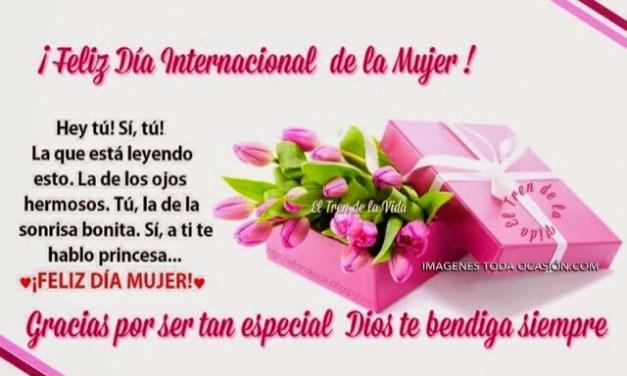 Feliz Dia de la Mujer 3