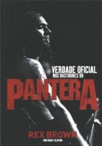 "Livro: ""Verdade Oficial: nos bastidores do Pantera"""