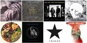 "2016 – Os 15 melhores álbuns do ""Rock Internacional"". – Discos de Rock"