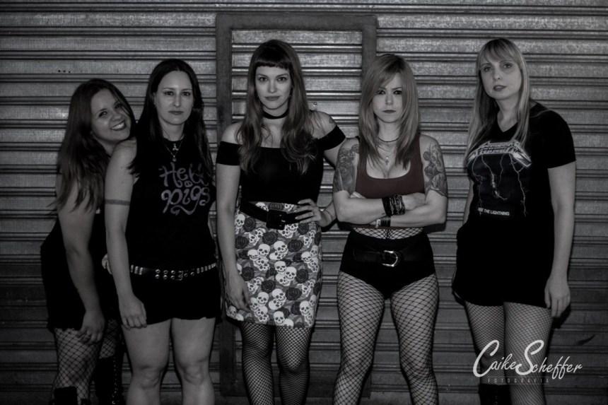 Banda Hell Pigs por Caike Scheffer