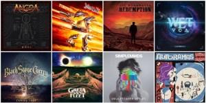 Lista de álbuns – Lançamentos do Rock 2018