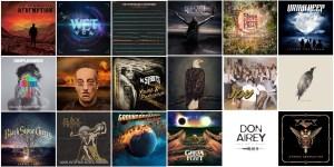 "2018 – Os 25 Melhores álbuns do ""Rock Internacional"". – Discos de Rock"