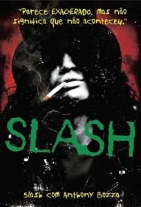 """Livro: """"Slash"""""""
