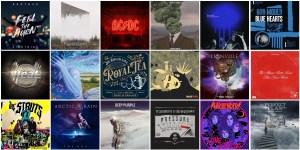 Os Melhores álbuns do Rock Internacional de 2020