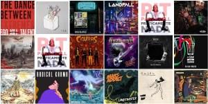 Playlist Rock Nacional – Lançamentos 2020