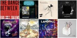 Os Melhores álbuns do Rock Nacional de 2020