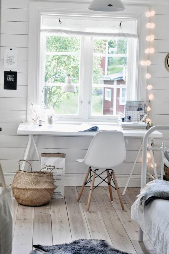 como decorar tu mesa de oficina