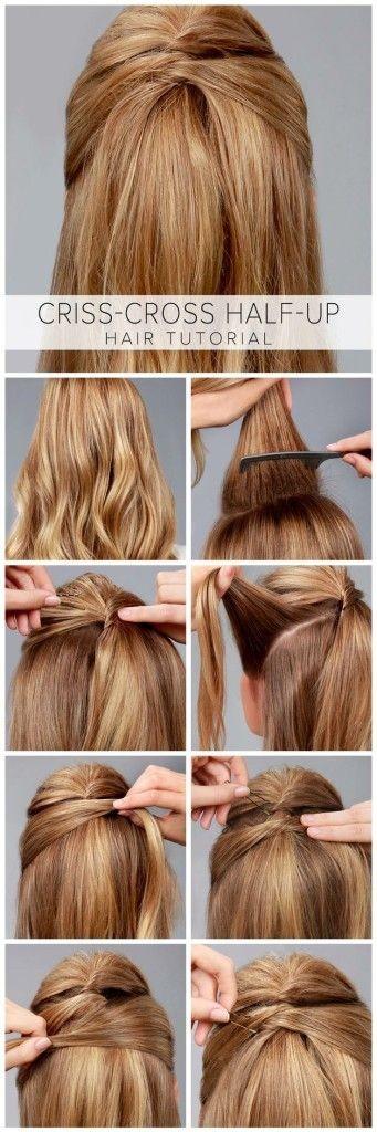 peinados faciles 11