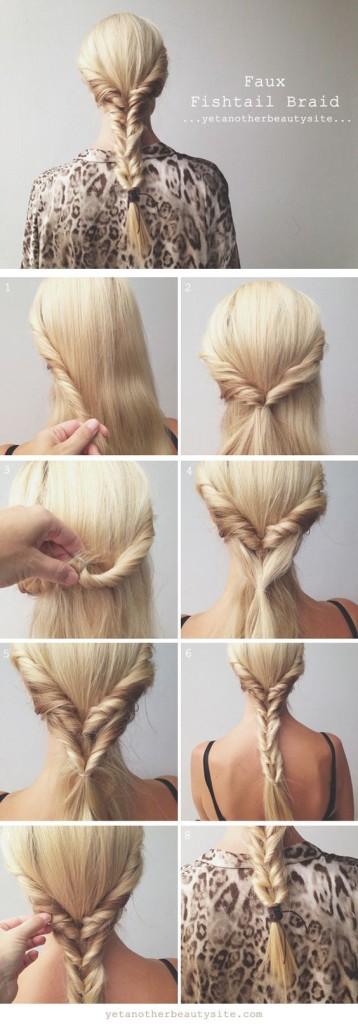 peinados faciles 42